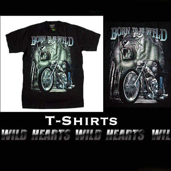 Wild Hearts Rakuten Global Market Born To Be Wild Men S
