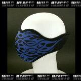 フェイスマスク/フェイスウォーマー/スキー/スノーボード/スノボ/Face Mask/Winter Warmer Half Face Mask(ID fm0690t6)