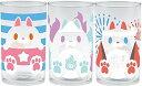 【新品】一番くじ 白猫プロジェクト 夏休み満喫だニャ!! F賞 夏満喫グラス 全3種