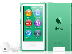 iPodnanoMD478J/A16GB[���꡼��]