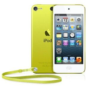 iPod5第5世代32GB本体MD714J/Aイエロー
