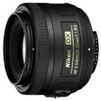 【中古・未使用・保証書なし】【外箱汚れ・凹みあり】【送料無料】ニコン Nikon AF-S DX NIKKOR 35mm f/1.8G DXフォーマット用標準単焦点レンズ(AFS)