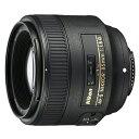 【訳あり・箱損、汚れあり】【送料無料】【新品・保証付】ニコン Nikon AF-S NIKKOR 85mm f/1.8G