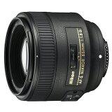 【訳あり・箱損、汚れあり】【送料無料】【新品・保証付】ニコン Nikon AF-S NIKKOR 85mm f/1.8G 並行輸入品