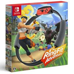<strong>リングフィット</strong> <strong>アドベンチャー</strong> [Nintendo Switch]【新品】任天堂 ニンテンドー スイッチ