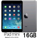 �y�����ςݕi�E�V�i�zAPPLE�^�A�b�v�� iPad mini2 Wi-Fi���f�� 16GB FE27
