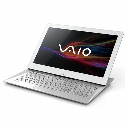 【銀行振込・代金引換限定】【新品】VAIO Duo 13 SVD13219CJW [ホワイト]【officeなし 】