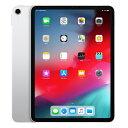 新品 Apple/アップル iPad Pro 11インチ Wi-Fi 64GB MTXP2J/A シルバー 2018年11月アップル アイパッド 送料無料