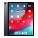 iPad Pro 12.9インチ Wi-Fi 256GB MTFL2J/A [スペースグレイ] 2018年11月