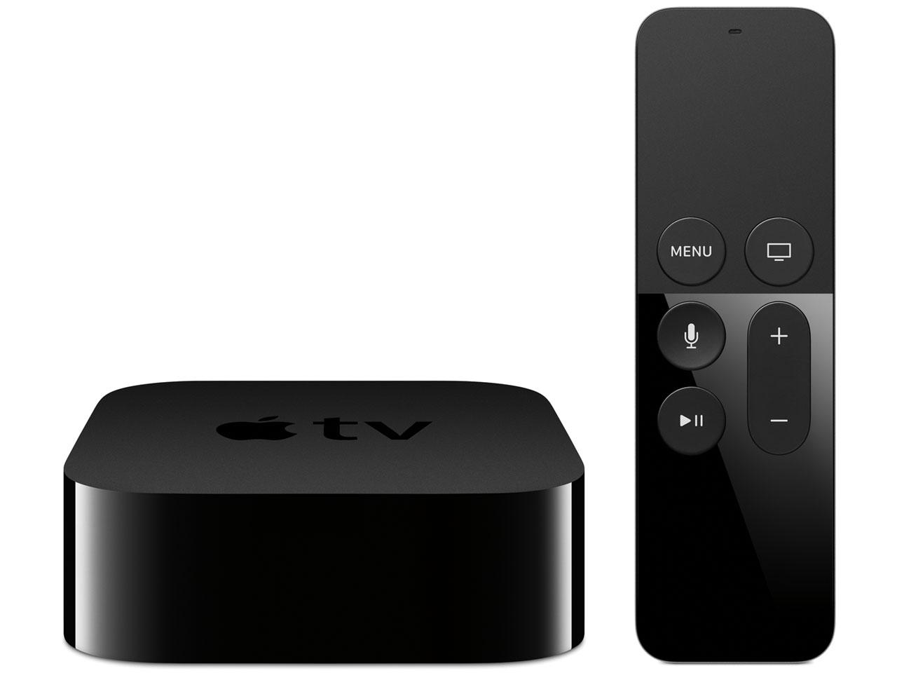 Apple(アップル) TV (第4世代)FGY52J/A 32GB【新品/MGY52J/Aの整備済製品】 送料無料