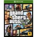 【新品】XboxOneソフト Grand Theft Auto V (グランド・セフト・オートV) (CERO区分_Z) (カプ