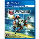 【本州四国25日着★10月25日発送★新品】PS4ソフト RIGS Machine Combat League (VR専用) (ソ