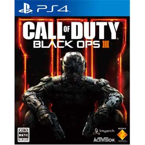【予約販売】PS4ソフトコールオブデューティブラックオプスIII