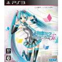 【数量限定特価★あす楽29日着★11月28日発送★新品】PS3ソフト 初音ミク -Project DIVA- F 2nd (セ