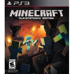 発送日ご確認を!★1月18日発送★新品】PS3ソフト Minecraft PlayStat…...:auc-wsm:10057423
