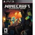 【あす楽エリア1日着★5月31日発送★新品】PS3ソフト Minecraft PlayStation 3 Edition(北米版ですが日本語プレイ可能)
