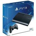【- 7月20日発送★新品】PS3本体 PlayStation3 チャコール ブラック 500GB CECH-4300C