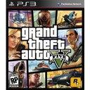 棚卸しの為★3月6日発送★新品】PS3ソフト輸入版 Grand Theft Auto V (輸入版) (通常版)グランド・セフト・オート V (CERO区分_Z...