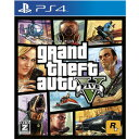 【予約販売】PS4ソフト Grand Theft Auto V (グランド・セフト・オートV)