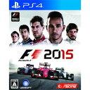 【新品】PS4ソフト F1 2015 (スク
