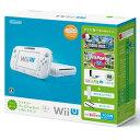 【新品】WiiU本体 Wii U すぐに遊べるファミリープレミアムセット+Wii Fit U (シロ) (バランスWiiボード非同梱)