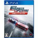 【新品】PS4ソフト ニード・フォー・スピード ライバルズ コンプリートエディション (セ
