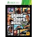 【処分特価★発送日ご確認を!★1月16日発送★新品】Xbox360ソフト輸入版 Grand Theft Auto V Special Edition (輸入版)...