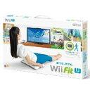 【あす楽29日着★11月28日発送★新品】WiiUソフト Wii Fit U バランスWiiボード (シロ)+ フィットメーター (ミドリ)セット