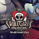 【本州四国25日着★10月25日発送★新品】PS4ソフト SKULLGIRLS 2ND ENCORE -Skull Heart Box-
