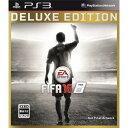 棚卸しの為★5月25日発送★新品】PS3ソフト FIFA 16 DELUXE EEDITION (限定版) (セ