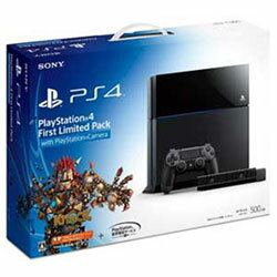 ��ͽ�������PS4����Playstation4FirstLimitedPackwithPlaystationCamera