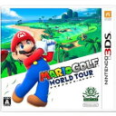 棚卸しの為★8月24日発送★新品】3DSソフト マリオゴルフ ワールドツアー
