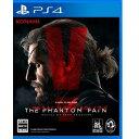 【予約販売】PS4ソフト メタルギアソリッドV ファントムペイン (通常版)