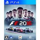 【本州四国29日着★10月28日発送★新品】PS4ソフト F1 2016 (ス