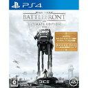 【あす楽13日着★12月12日発送★新品】PS4ソフト Star Wars バトルフロント Ultimate Edition (セ