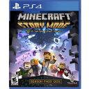 【新品】PS4ソフト Minecraft Story Mode (輸入版北米) (マインクラフト)