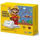 【本州四国25日着★10月25日発送★新品】WiiU本体同梱版 Wii U スーパーマリオメーカー セット