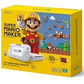【本州四国30日着★9月29日発送★新品】WiiU本体同梱版 Wii U スーパーマリオメーカー セット