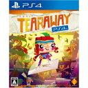 発送日ご確認を!★1月23日発送★新品】PS4ソフト Tearaway PlayStation 4