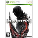 【特価】Xbox360ソフトPrototype 海外アジア版/プロトタイプ輸入版海外版エックスボックスXb360 X3...
