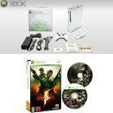 只今ご予約受付中!(2009年3月5日発売)【数量限定版予約2点セット】Xbox360本体 60GB+バイオハザード5 Deluxe Edition/メタルケース仕様/X360,Xbox360,Xb360,Xbox360ソフト,エックスボックス,限定,限定品,Xbox360本体,本体,60GB,バイオハザード5,バイオ,バイオハザード,Deluxe,Edition,カプコン,CAPCOM,BIO