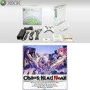 在庫あり!(2009年2月26日発売)【在庫あり2点セット】Xbox360本体60GB+CHAOS;HEAD NOAH通常版/カオスヘッドノア妄想科学ADV X360 Xb360/X360,Xbox360,Xb360,Xbox360ソフト,エックスボックス,Xbox360用,ソフト,Xbox360本体,本体,60GB,CHAOS;HEAD,NOAH,CHAOS;HEADNOAH,通常版,カオスヘッド,ノア,妄想科学
