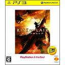 【新品】PS3ソフトライズ フロム レア PlayStation3 the Best