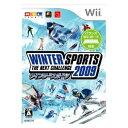 【新品】Wii WINTER SPORTS 2009 THE NEXT CHALLENGE
