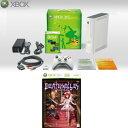 只今ご予約受付中!(2009年4月23日発売)【予約2点】Xbox360本体アーケード+デススマイルズ 通常版/deathsmilesアクションシューティングX360/X360,Xbox360,Xb360,Xbox360ソフト,Xbox360用,ソフト,Xbox360本体,アーケード,デススマイルズ,通常版,deathsmiles,アクションシューティング,アクション,シューティング