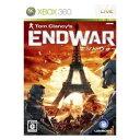【新品】Xbox360ソフトENDWAR