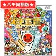 【あす楽6日着★12月5日発送★新品】Wiiソフト 太鼓の達人Wii 決定版 太鼓とバチ同梱版