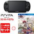 【2点セット】PlayStation Vita本体 3G Wi-Fiモデル+テイルズ オブ イノセンス R