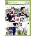 【新品】Xbox360ソフト FIFA 12 ワールドクラスサッカー (セ