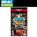 SNK懐かしの人気ゲームが16本収録PSPソフトSNK アーケードクラシックスVol.1 北米版 Arcade Classics プレイステーションポータブル